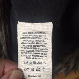 Free People Jackets & Coats - Free People Faux Fur Vest